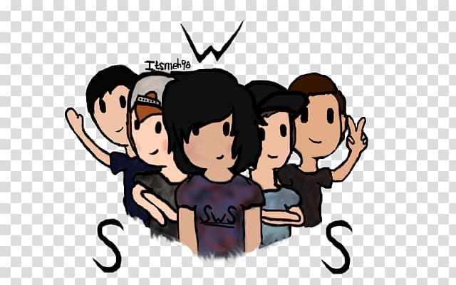 Pierce clipart clipart free library Sleeping With Sirens Pierce The Veil Chibi Bring Me the ... clipart free library