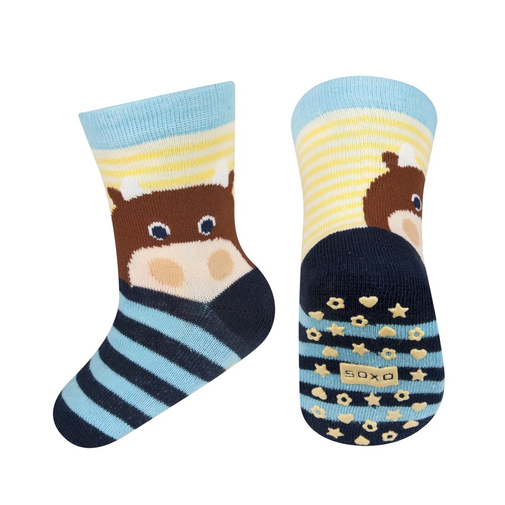 Pierre clipart abs clip free SOXO Children\'s socks with animals with ABS   Socks \\ With ... clip free