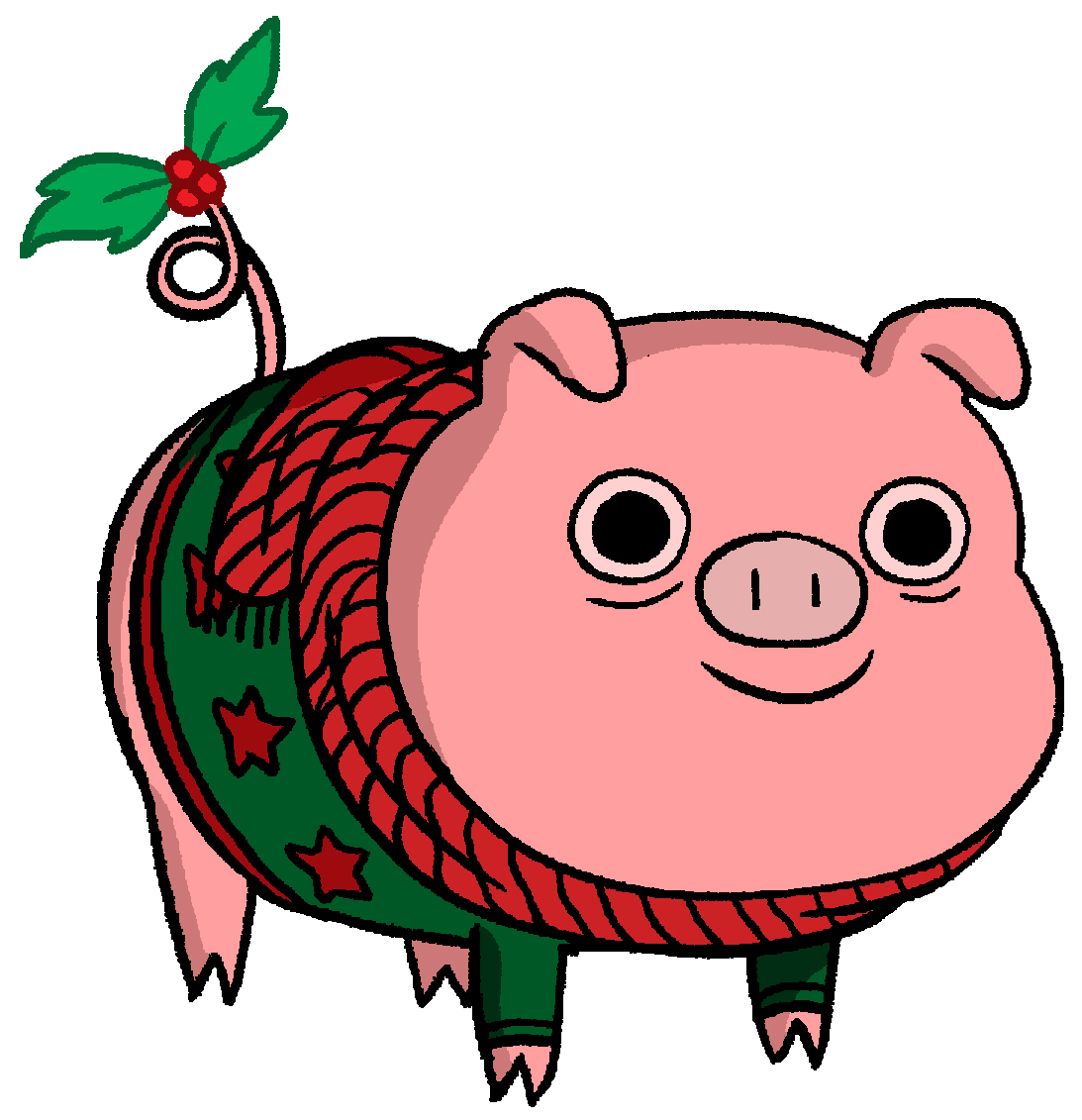 Pig and apple tree clipart clip library stock Image - Pig sweater.png | Adventure Time Wiki | FANDOM powered by Wikia clip library stock