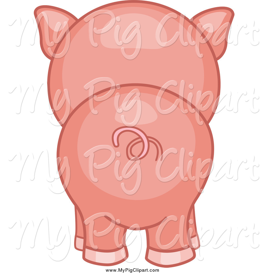 Pig butt clipart clip royalty free library Cartoon Butt Pictures   Free download best Cartoon Butt ... clip royalty free library