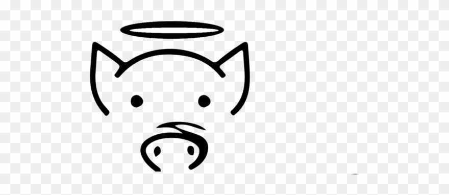 Pig butt clipart png freeuse Pig Butt Clipart - Png Download (#1587277) - PinClipart png freeuse
