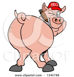 Pig butt clipart graphic library library Pig butt clipart 4 » Clipart Station graphic library library