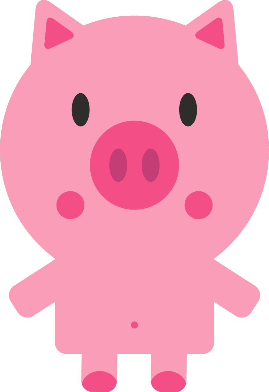 Pig halloween clipart graphic library stock Fazenda - Farm-06.png - Minus | clipart- farm | Pinterest | Clip art ... graphic library stock