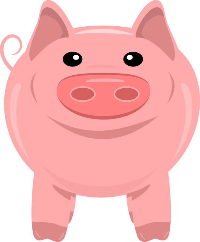 Pumpkin pig clipart clip art royalty free library New 50+ Free Pig Clipart Images & Photos 【2018】 clip art royalty free library