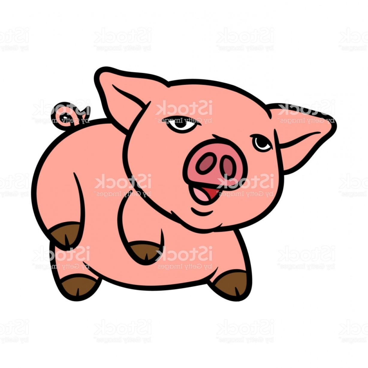Pig laying down outline clipart vector png png stock Cartoon Pig Laying On Its Side Gm | GeekChicPro png stock