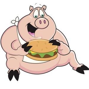 Pig out clipart clip art download Mean Piglet Cliparts - Cliparts Zone clip art download