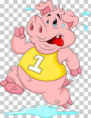 Pig racing clipart clip transparent Pig Racing PNG Images, Pig Racing Clipart Free Download clip transparent