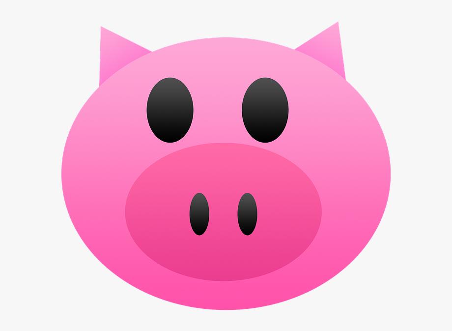 Pig snout clipart image library download Pig, Pink, Happy, Nose, Emoji, Emoticon - Emoji Pig Images ... image library download