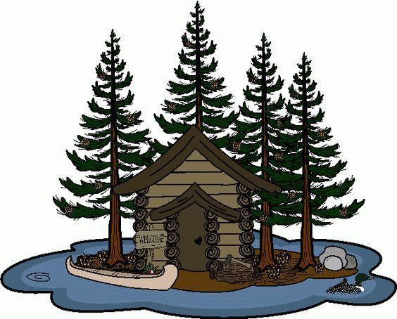 Mountain cabin clipart svg royalty free download Smoky Mountain Vacation Cabin Rentals near Pigeon Forge ... svg royalty free download