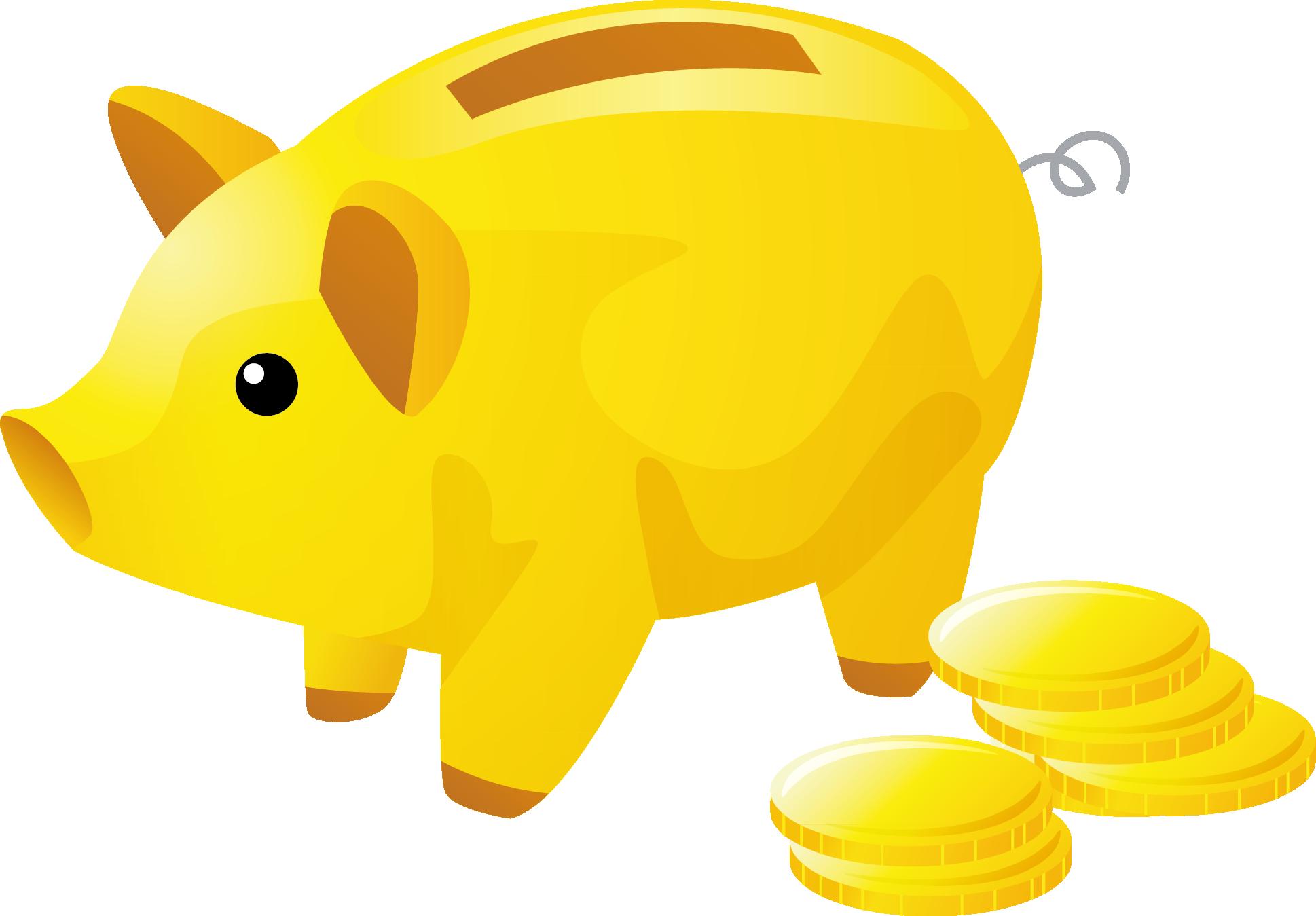 Piggy bank clipart free clip art freeuse stock Piggy bank Clip art - Piggy piggy bank 1938*1349 transprent Png Free ... clip art freeuse stock