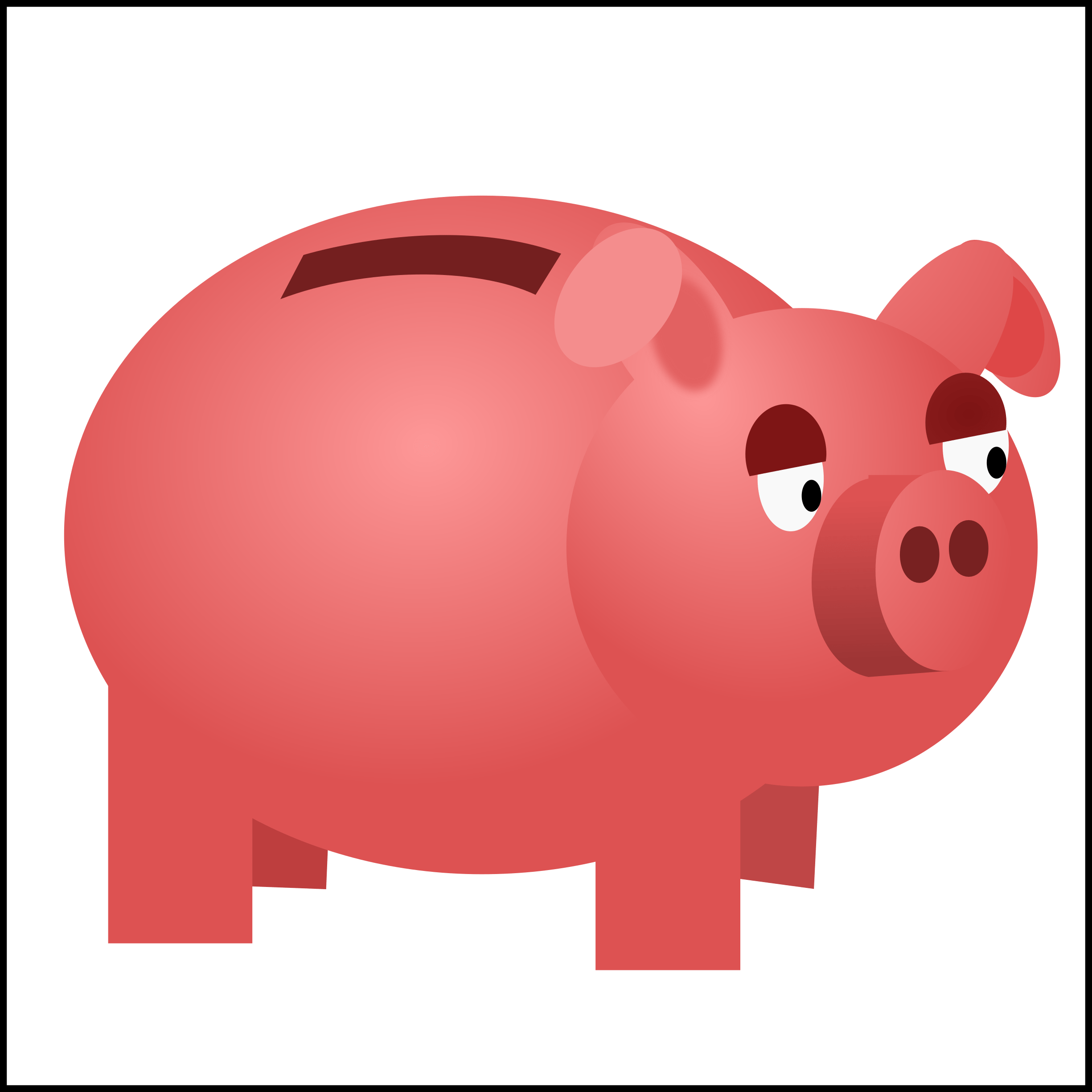 Piggy bank clipart kids svg Appealing Piggy Bank Spin And Color The Stem Laboratory For To ... svg