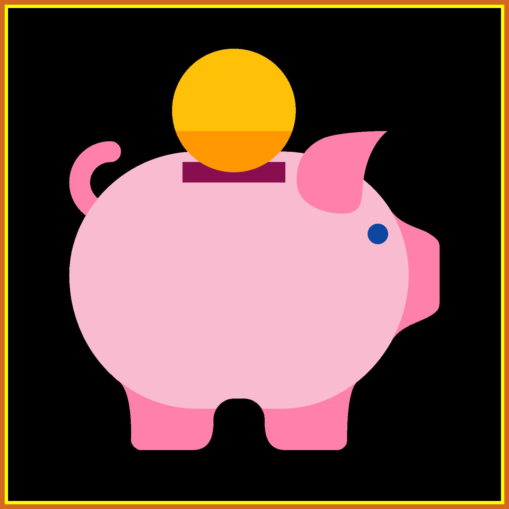 Piggy bank saving money clipart png black and white stock Unbelievable Piggybank Money Clipart Explore For Piggy Bank D Trends ... png black and white stock