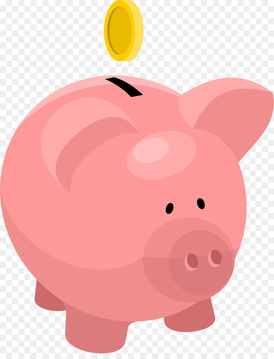 Piggy bank images clipart graphic black and white download Piggy Bank clipart - Bank, Money, Red, transparent clip art graphic black and white download