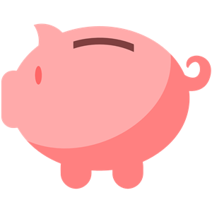 Piggy bank images clipart image royalty free Piggy bank clipart, cliparts of Piggy bank free download ... image royalty free