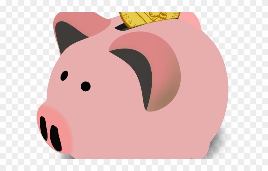 Piggy bank images clipart png transparent stock Pig Clipart Savings - Piggy Bank Clip Art - Png Download ... png transparent stock