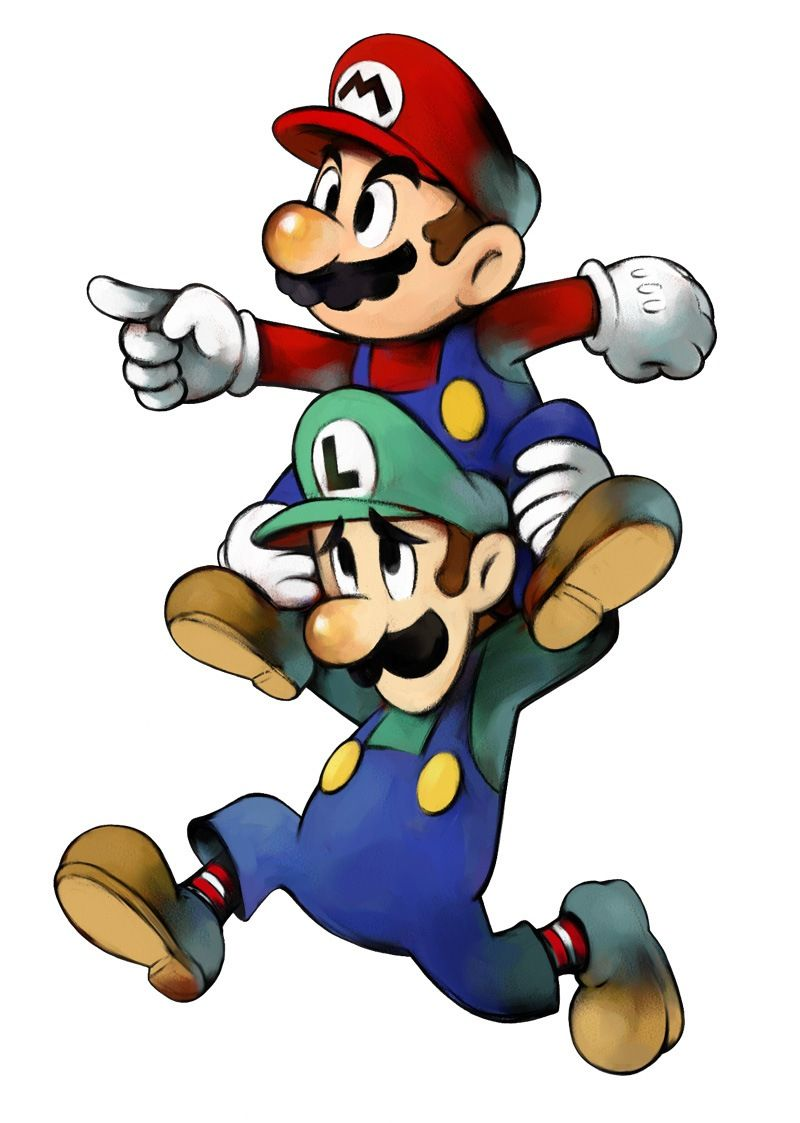 Piggyback ride clipart svg library Piggyback ride | Mario and Luigi | Mario, luigi, Super mario ... svg library