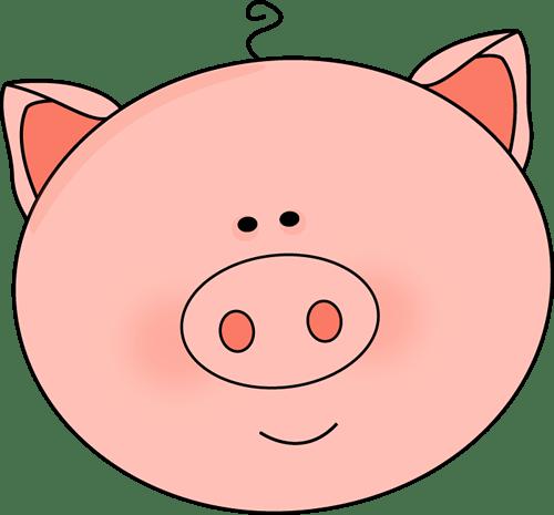 Pighead clipart clipart free Pig head clipart 1 » Clipart Portal clipart free