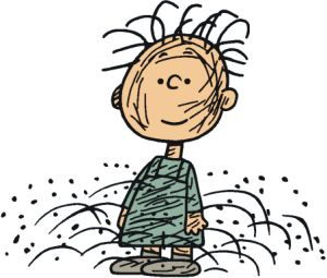 Pigpen from peanuts clipart freeuse Pig-Pen\
