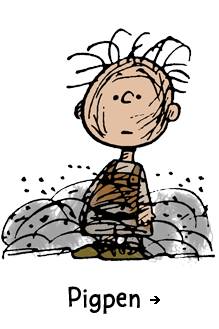 Pigpen from peanuts clipart image download Pigpen peanuts images clipart images gallery for free ... image download