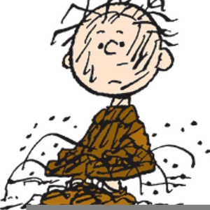 Pigpen from peanuts clipart clip art royalty free library Charlie Brown Pig Pen Clipart | Free Images at Clker.com ... clip art royalty free library