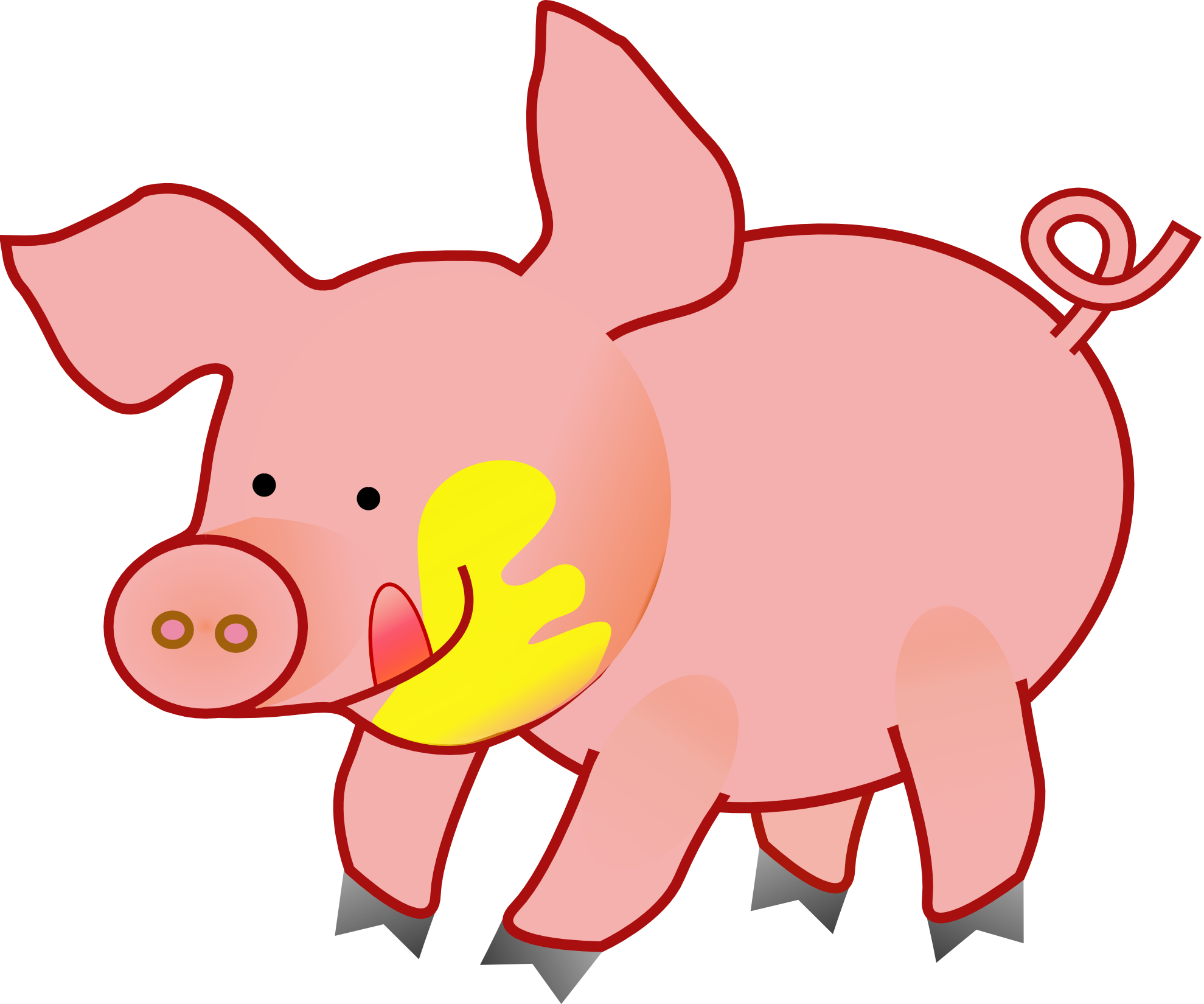 Pigs clipart images clip art freeuse stock Pigs clipart 9 » Clipart Station clip art freeuse stock