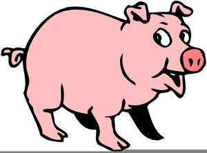 Pigs clipart images image library Bbq Pigs Clipart | Free Images at Clker.com - vector clip ... image library