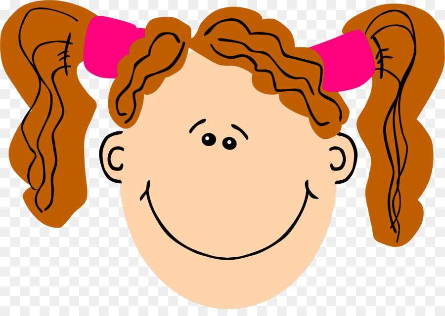 Pigtail clipart svg stock Pigtail clipart 8 » Clipart Station svg stock
