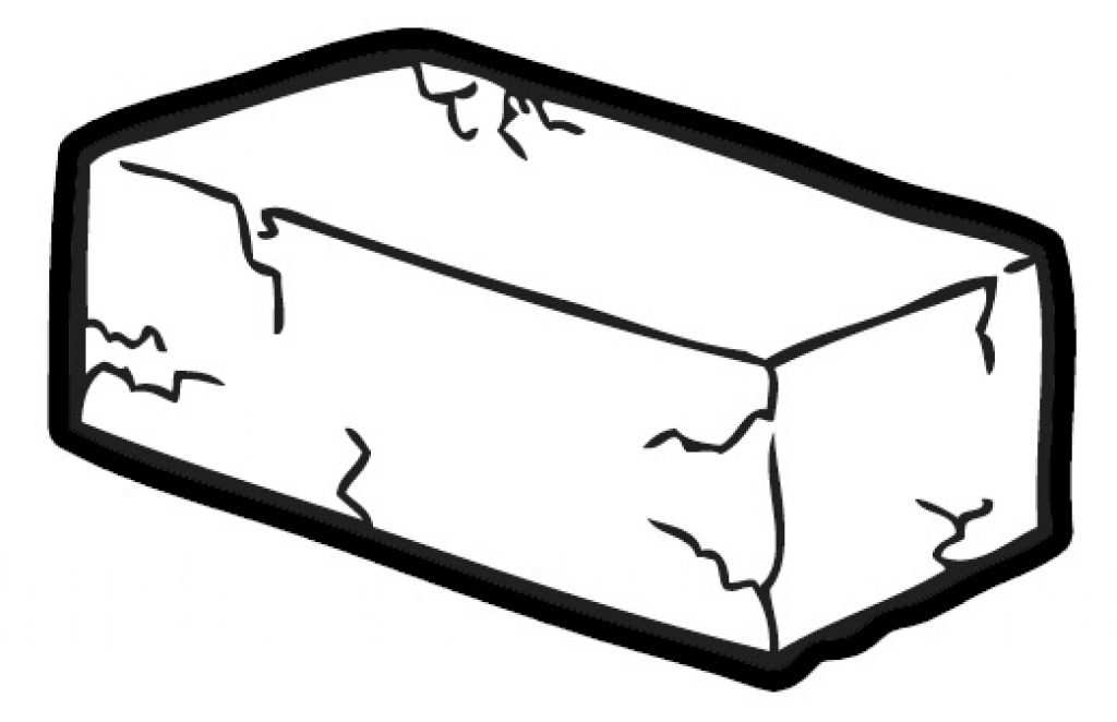 Pile of bricks in the backyard clipart vector freeuse stock Brick clipart black and white, Brick black and white ... vector freeuse stock