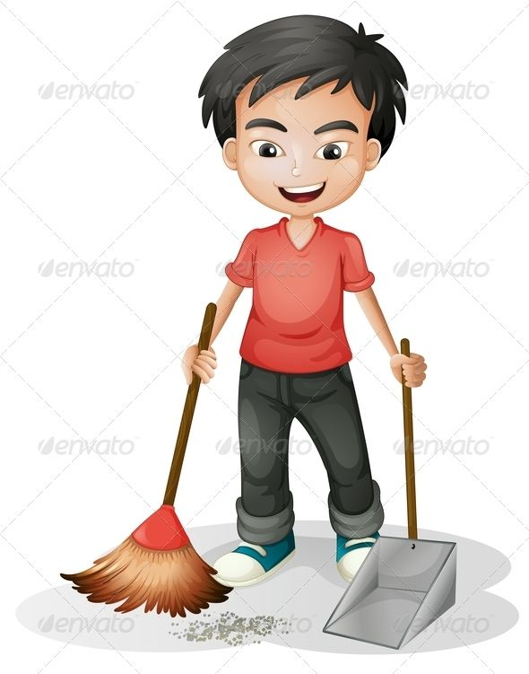 Pile of dust on ground sweep clipart svg transparent download Boy sweeping the dirt | Borders and frames | Sweeping broom ... svg transparent download