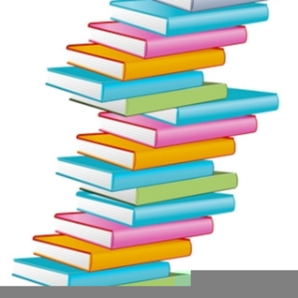 Piles of books clipart clip art stock Piles Of Books Clipart | Free Images at Clker.com - vector ... clip art stock