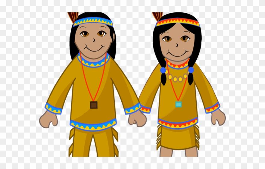 Pilgrim and indian women clipart image royalty free download Pilgrim Clipart Native American - Native American Indian ... image royalty free download