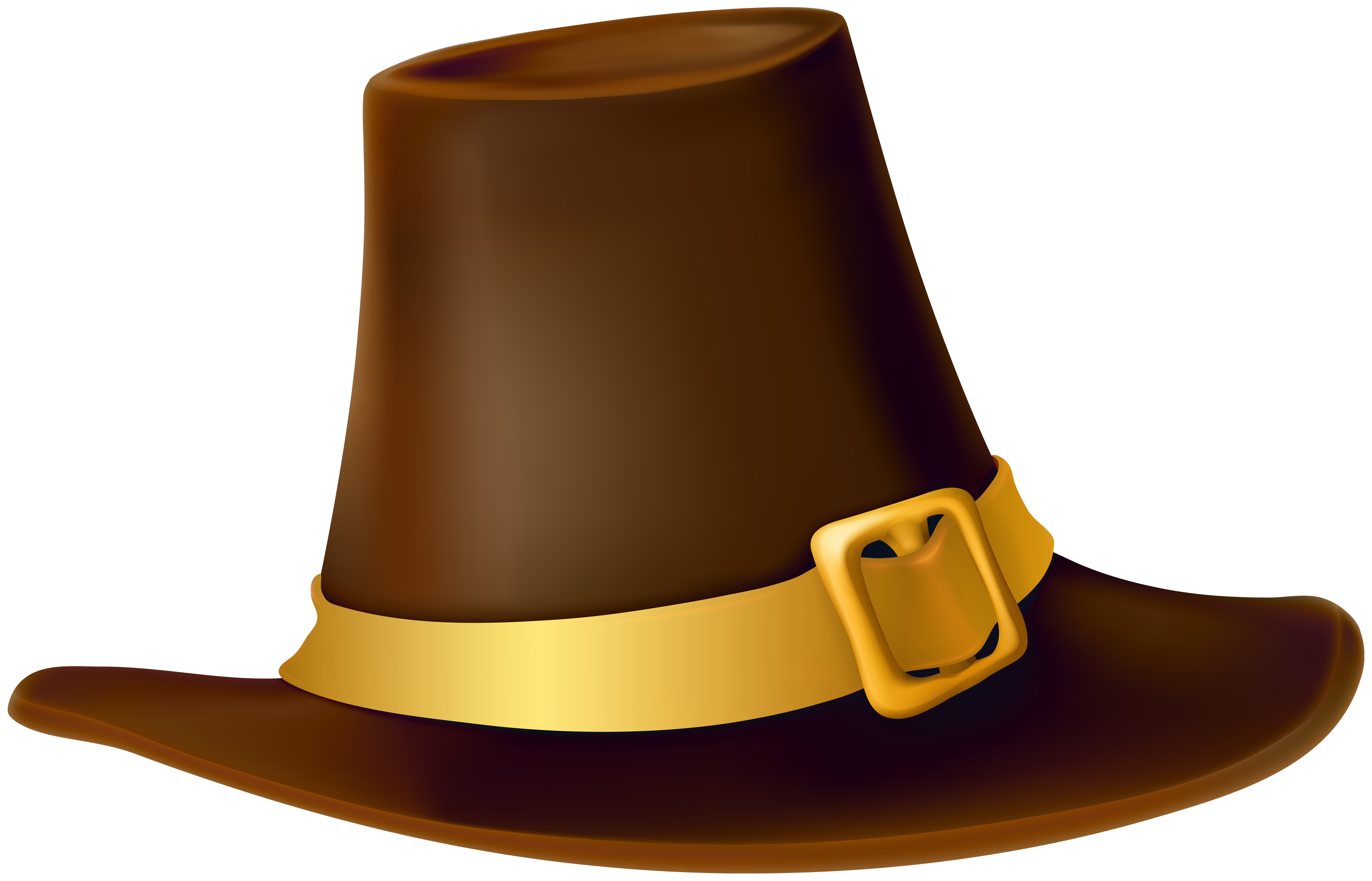 Pilgrim hat thanksgiving clipart picture black and white Thanksgiving Pilgrim Hat PNG Clip Art Image | Gallery Yopriceville ... picture black and white