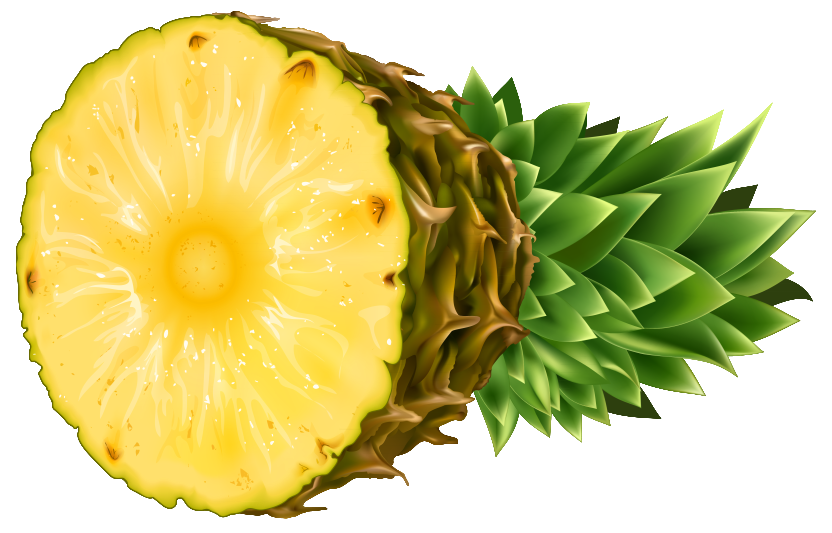 Pine apple clipart png library download Pineapple PNG Clipart Image | Gallery Yopriceville - High-Quality ... png library download