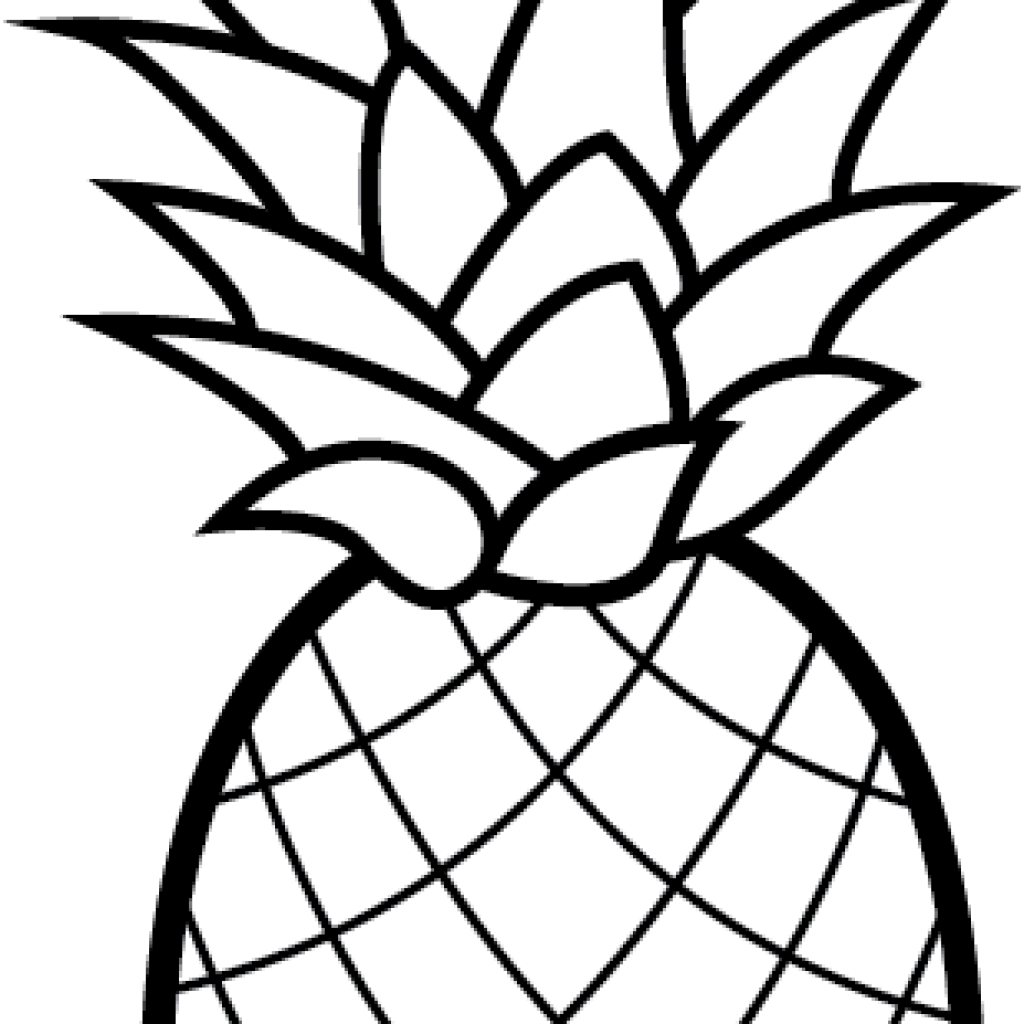 Pine apple clipart svg stock Pineapple Clipart camping clipart hatenylo.com svg stock