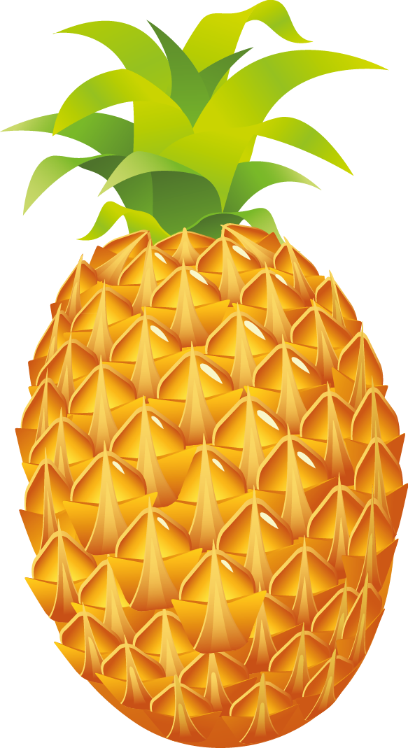 Pine apple clipart jpg free stock 28+ Collection of Free Pineapple Clipart | High quality, free ... jpg free stock