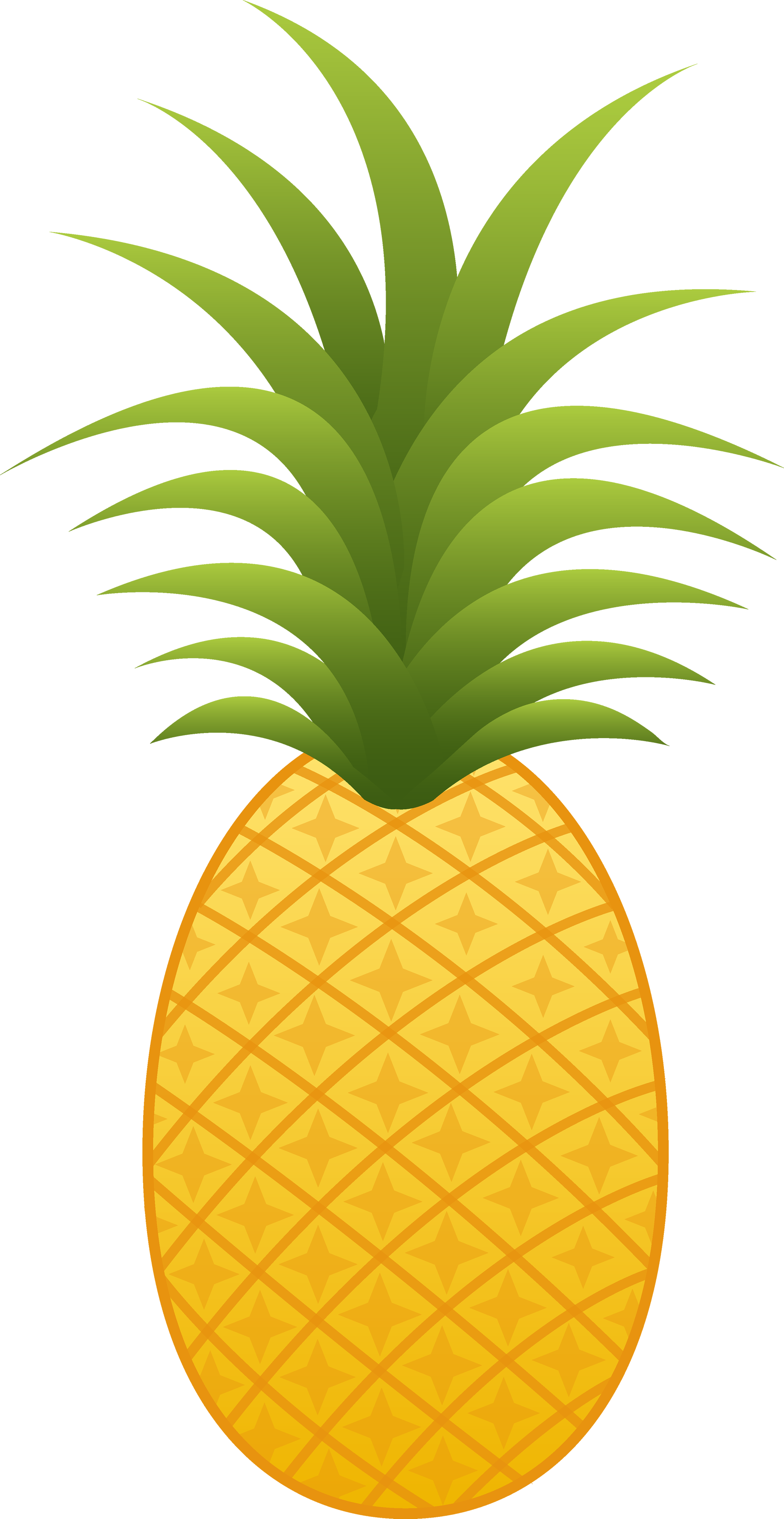 Pineapple flower clipart graphic library stock Pineapple images free pictures download 3 | Pineapple | Pinterest ... graphic library stock