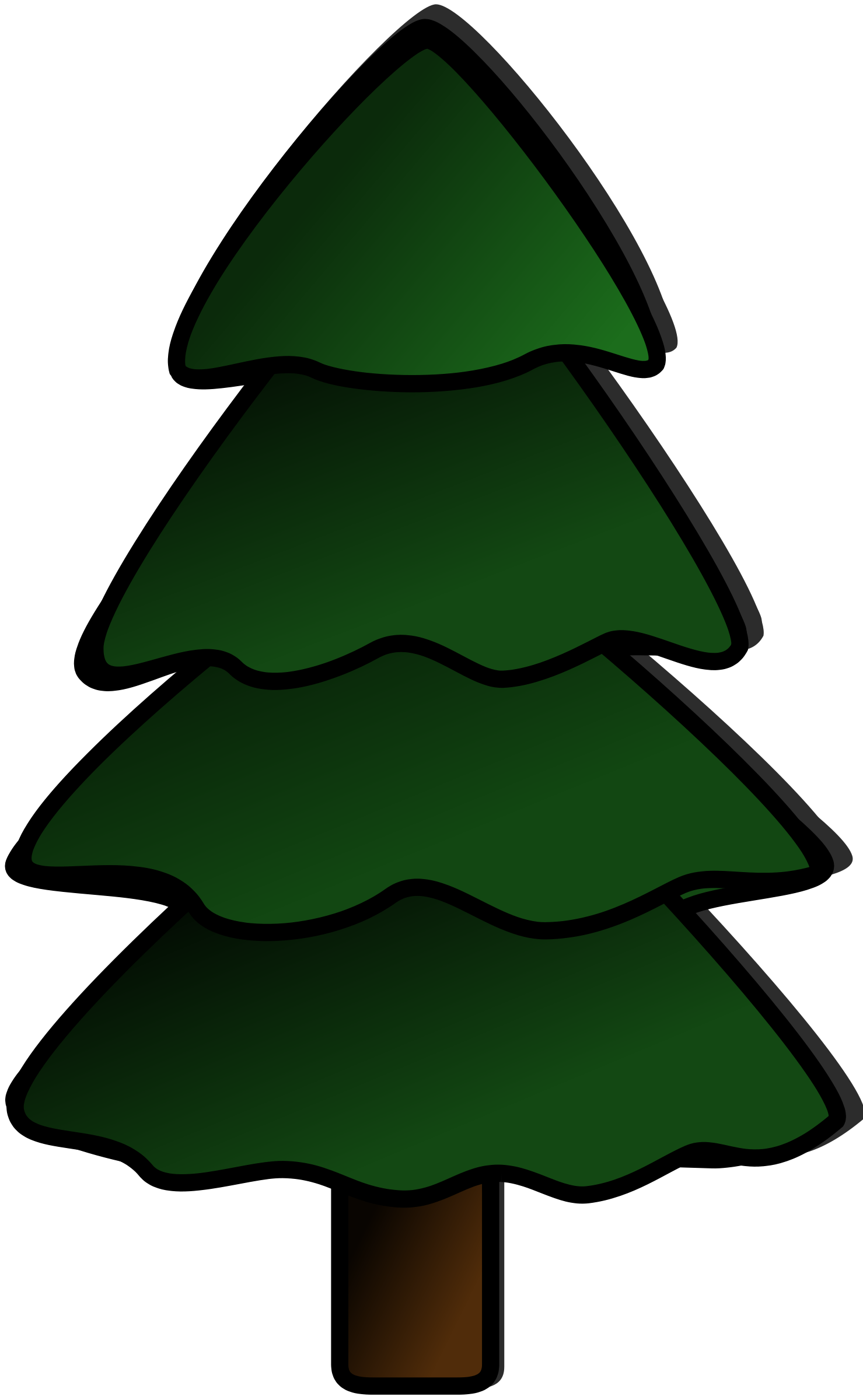 Pine tree forest clipart picture transparent 28+ Collection of Pine Tree Clipart Transparent | High quality, free ... picture transparent