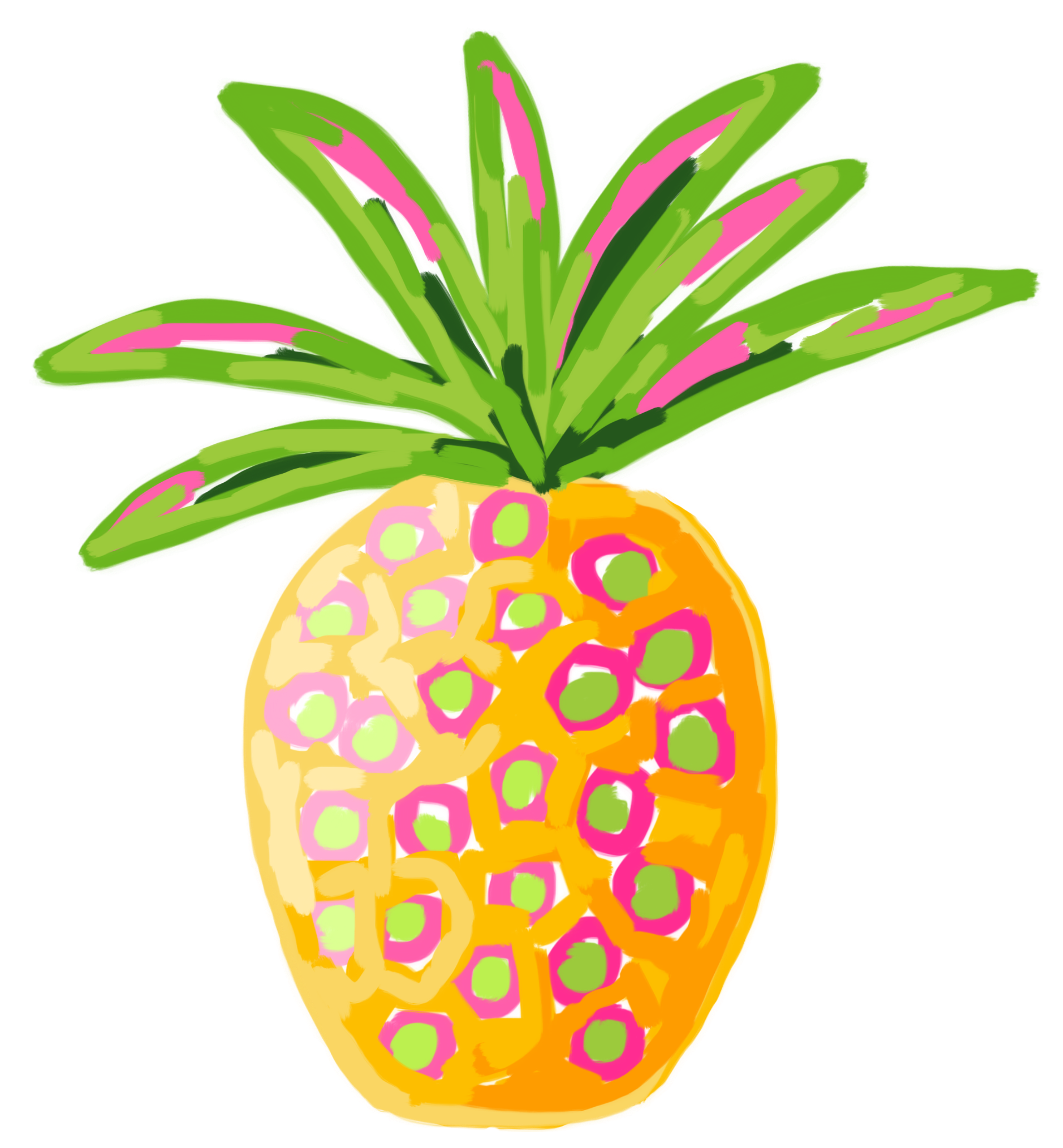 Pineapple clipart crown png black and white Spartina 449 png black and white