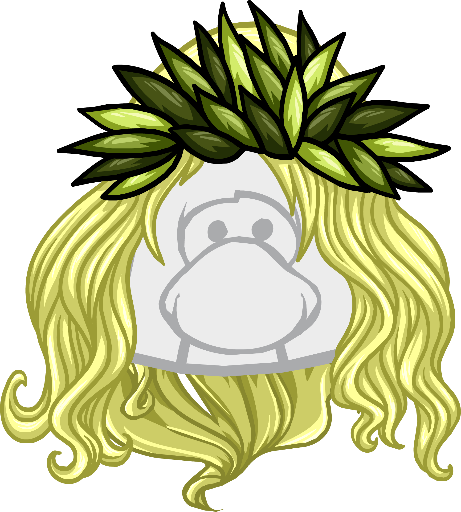 Pineapple clipart crown picture royalty free stock The Pineapple Crown | Club Penguin Wiki | FANDOM powered by Wikia picture royalty free stock