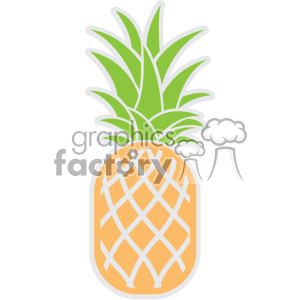 Pineapple clipart easy royalty free download pineapple svg cut file clipart. Royalty-free clipart # 403748 royalty free download