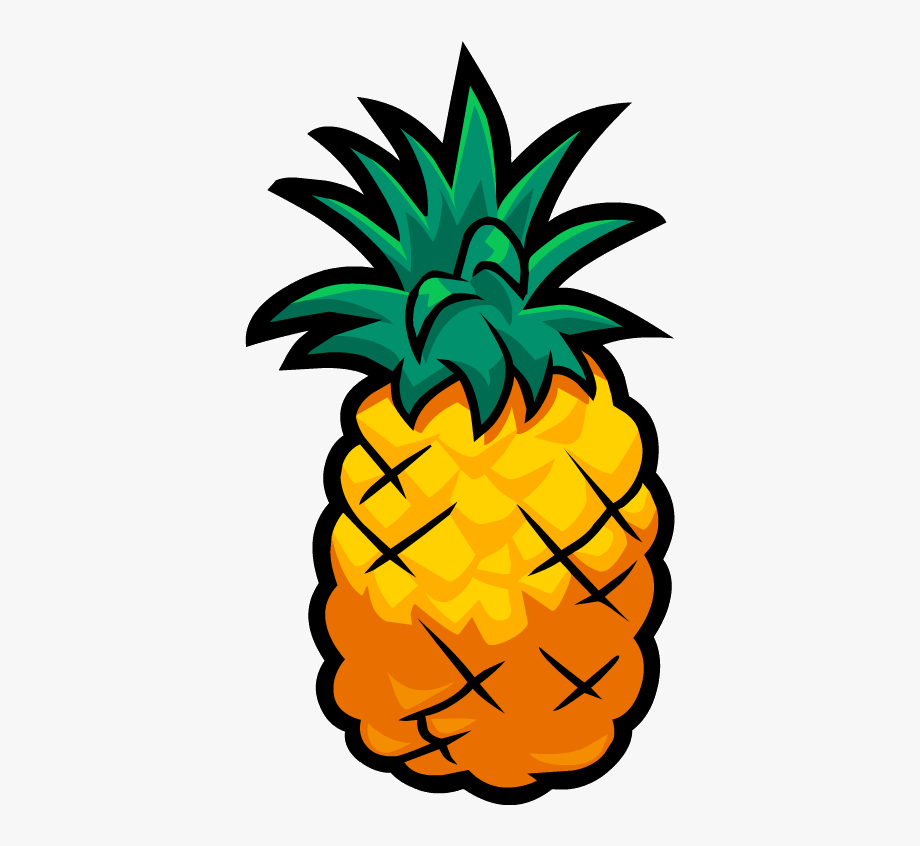 Pineapple clipart no background jpg free library Smoothie Smash Pineapple - Cartoon Pineapple Transparent ... jpg free library