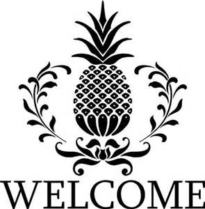 Pineapple clipart svg image black and white pineapple clip art images - Bing Images   All Things Hawaiian ... image black and white