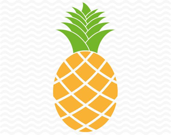 Pineapple clipart svg picture free Pineapple clipart svg - ClipartFest picture free