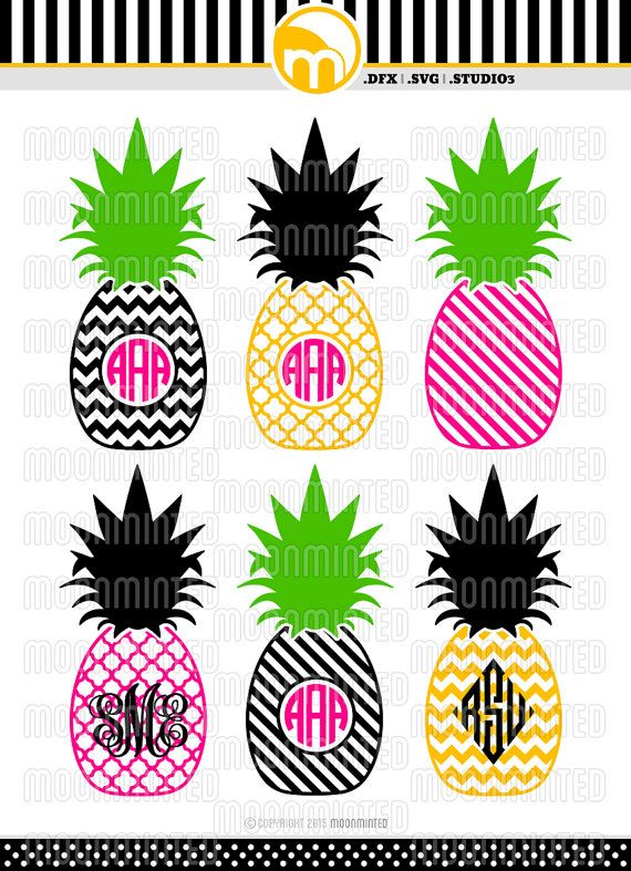 Pineapple clipart svg image freeuse library 17 Best images about images on Pinterest image freeuse library