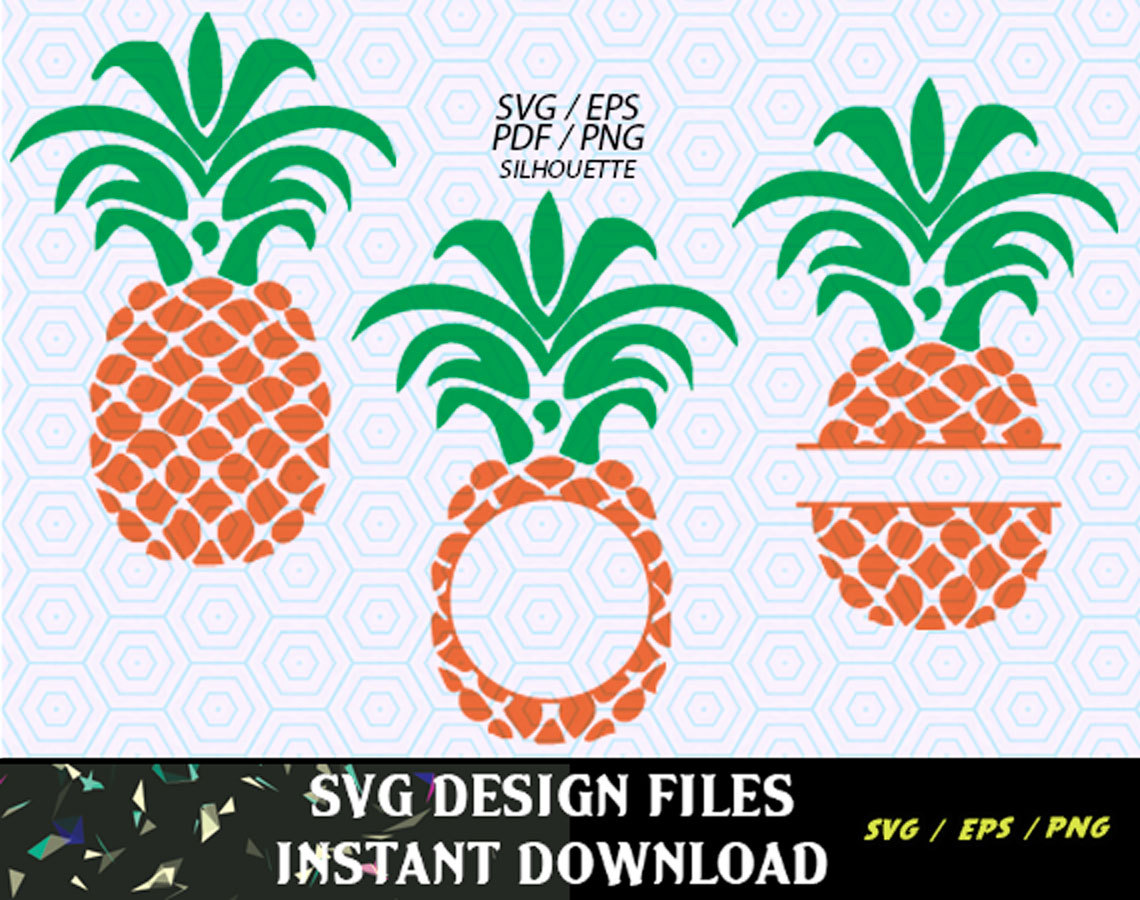 Pineapple clipart svg graphic freeuse library Pineapple clipart svg - ClipartFest graphic freeuse library