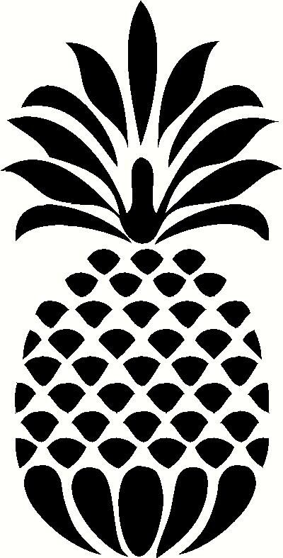 Pineapple clipart svg vector free library 17 Best ideas about Pineapple Clipart on Pinterest   Pineapple ... vector free library