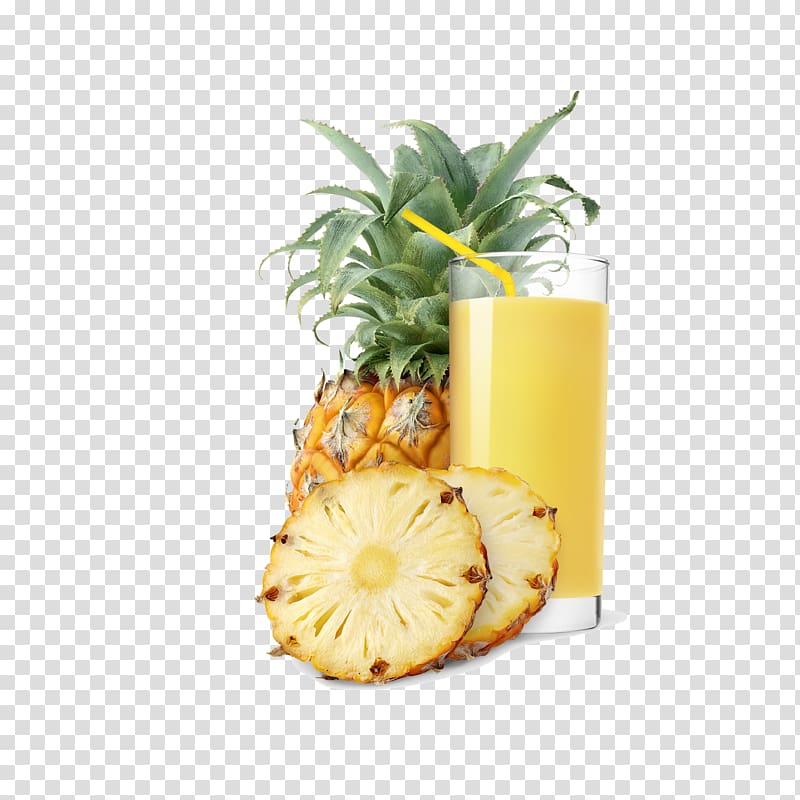 Pineapple drink clipart jpg freeuse Pineapple juice and fruit , Juice Smoothie Milkshake ... jpg freeuse