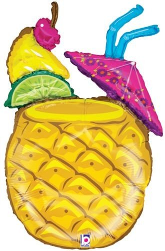 Pineapple drink clipart picture transparent library 37\
