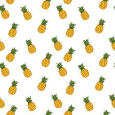 Tumblr clipart wallpaper clip art freeuse stock Pineapple background pattern. | Clipart Panda - Free Clipart ... clip art freeuse stock