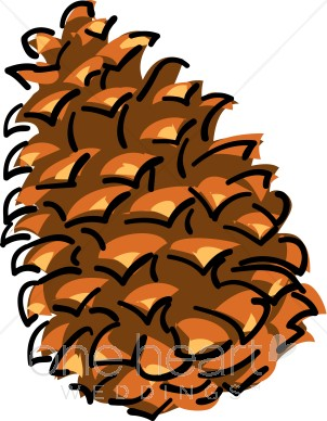 Pinecone clipart svg black and white library 68+ Pinecone Clipart | ClipartLook svg black and white library